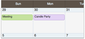 Calendar, Bookings, and Tasks